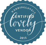Certified Lovely Vendor